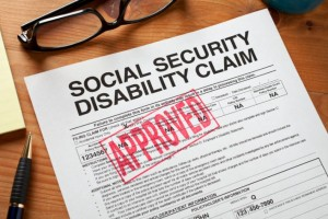 approved social security disability claim