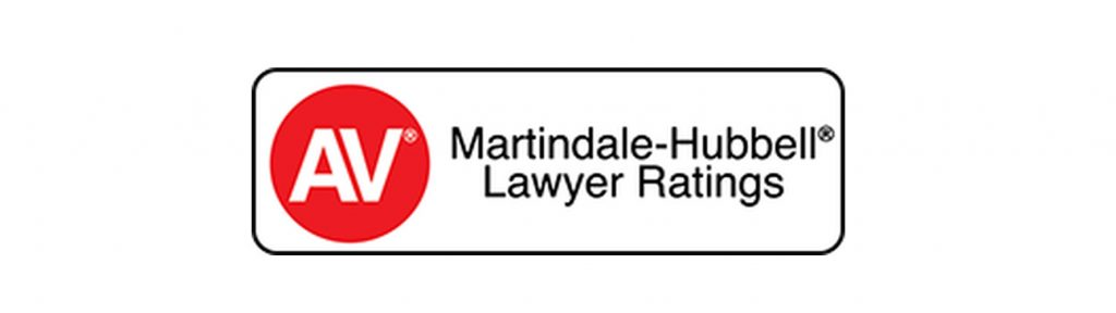 martindale hubbell lawyer rating logo