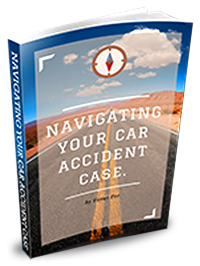 Navigating Your Car Accident Case book by Venus Poe