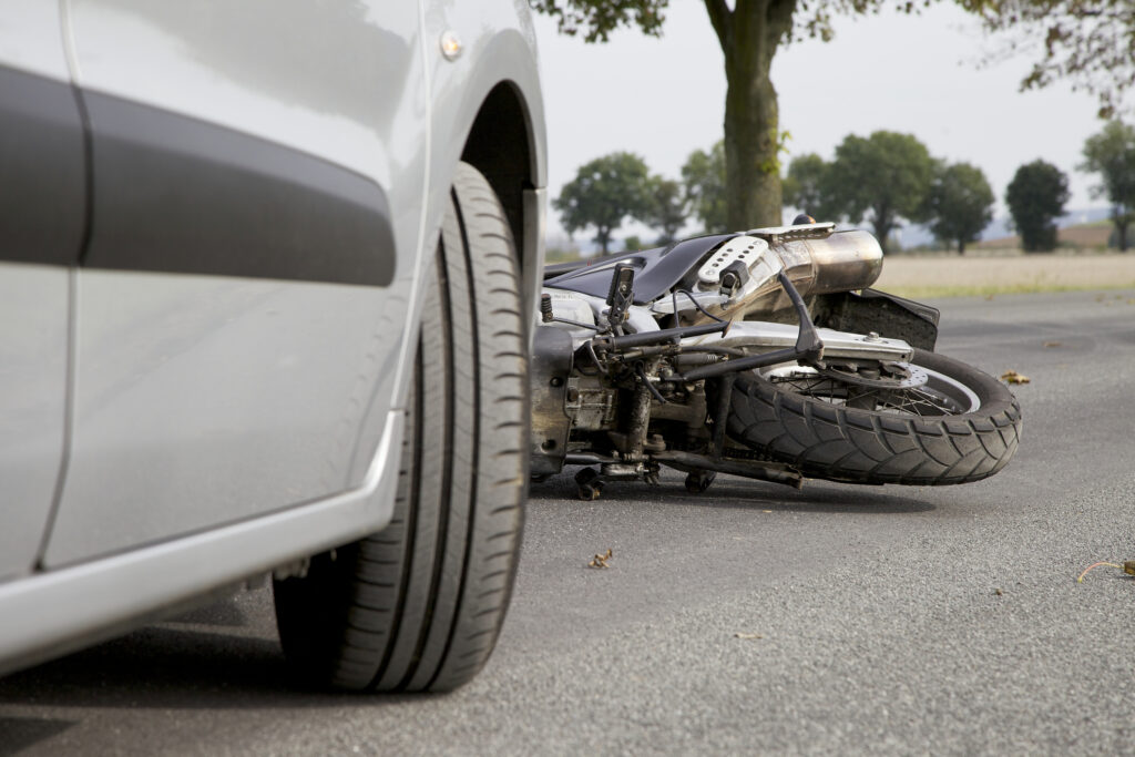 Motorcycle Accident Liability in South Carolina