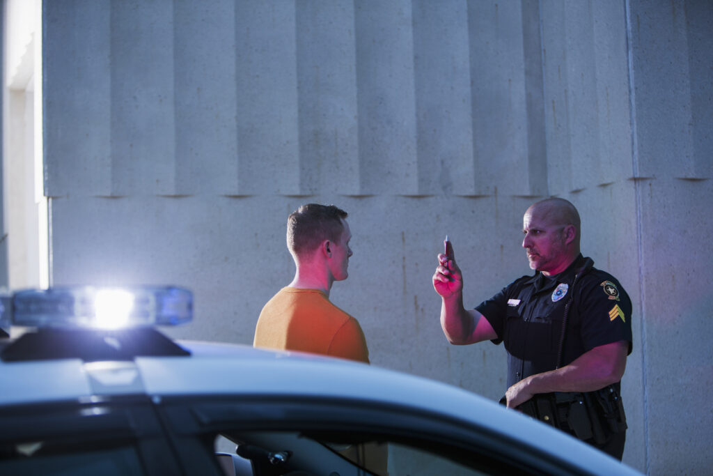 DUI Accidents a Continuing Problem